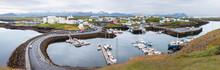 STYKKISHOLMUR, ICELAND: Panora...