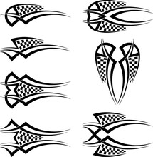 Tribal Car Decal