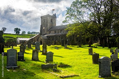 Photo St Andrews Church, Slaidburn, Lancashire.