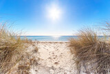 Fototapeta Fototapety z morzem do Twojej sypialni - Widok na wodę morze ocean