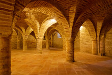 Arches On The Crypt