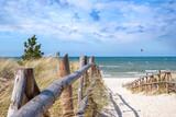 Fototapeta Fototapety z morzem do Twojej sypialni - Droga na plażę
