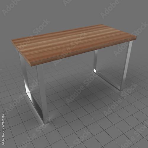Obraz Modern desk 7 - fototapety do salonu