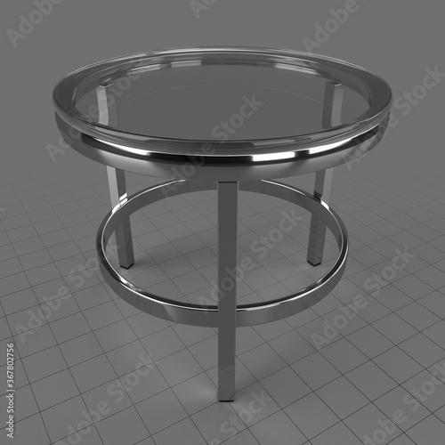Obraz Modern coffee table 3 - fototapety do salonu
