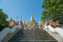 Landscape Of Wat Tang Sai Temp...