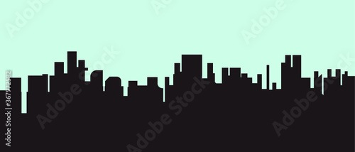 Fototapety, obrazy: Birmingham England, United Kingdom city silhouette