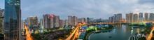 Cityscape Of Hanoi Skyline At ...
