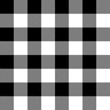 Tartan plaid. Scottish pattern in black and white cage. Scottish cage. Traditional Scottish checkered background. Seamless fabric texture. Vector illustration - 368018934