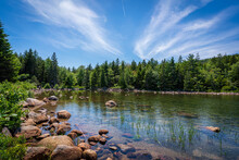 Jordan Pond, Acadia National P...