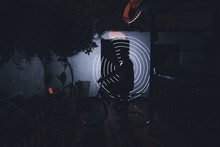Light Painting Realized With W...