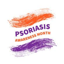 Psoriasis Awareness Month Typo...