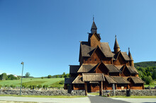 Heddal Stave Church, Norways L...