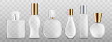 Realistic Perfume Bottle Set I...