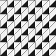 Seamless abstract geometric pattern similar to stairs