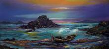 Art Oil Painting Fine Art Colo...