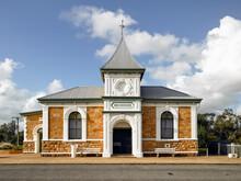 Heritage Building In Rural Town
