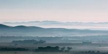 Vast Rural Hilly Land