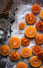 Preserved Clementine And Blood...