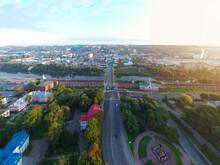 The View On Smolensk, Church O...