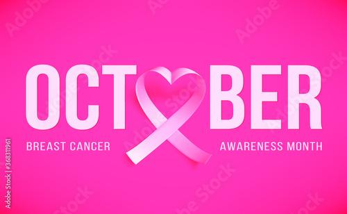 Stop Cancer - Outubro rosa - novembro azul - setembro amarelo Wallpaper Mural