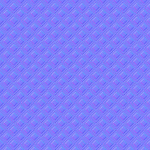 Seamless Fishnet Pattern Normal Map
