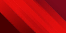 Abstract Red Background. Vector Illustration