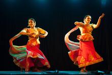 Two Beautiful Kathak Dancers D...
