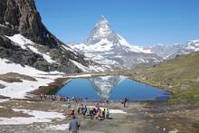Mt. Matterhorn - East Face ~ North Face / マッターホルン 東壁~北壁(ツェルマット側)