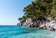Kastani Beach In Skopelos Isla...