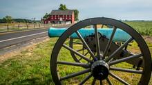 Cannon Around The Battlefield Of Gettysburg Pennsylvania