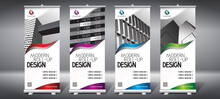 Roll-up Templates (85x200 Cm) ...