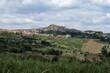 Calitri - Panorama del borgo da sud-ovest