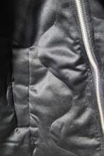 Black Comfortable Short Puffy Jacket