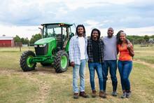 Family Farm Portrait