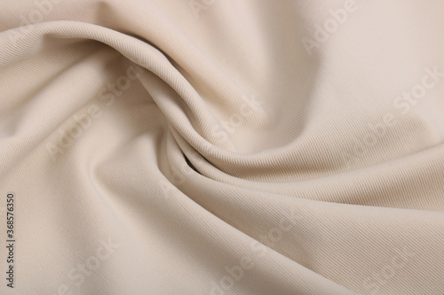 Fotografering Soft ice silk clothing material fabric