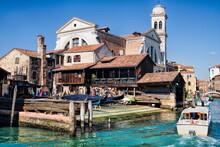 Venedig, Italien - Historische...
