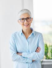 Business Woman Senior Portrait...
