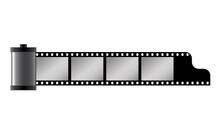 Classical 35 Mm Photo Film Tape Cartridge