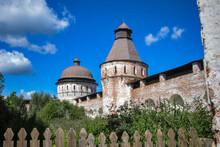 Orthodox Monastery Of Boris And Gleb (Borisoglebskiy)