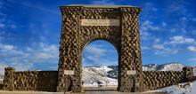 Original Roosevelt Arch North ...