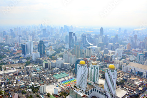 Photo Overview of Bangkok City in Bangkok, Thailand