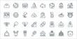 pets line icons. linear set. quality vector line set such as hamster, pet shop, pet brush, hanger, cat house, collar, pet shop, food, ball.