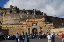 Edinburgh Castle Esplanade, Royal Mile, Edinburgh, Scotland