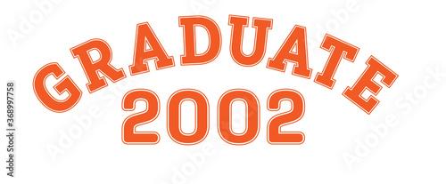 Fotografia Graduated in 2002