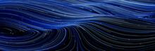Digitale Glasfaser Kabel Als H...