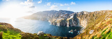 Panorama Of Slieve League In I...