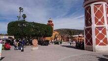 Plaza Bernal