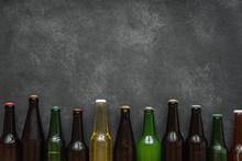 Various Beer Bottles