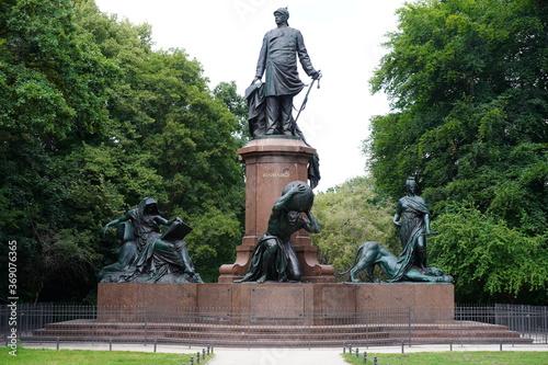 Cuadros en Lienzo Bismarck-Nationaldenkmal (Berlin)