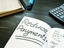 Reduce Payments Memo And Calcu...